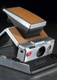 Polaroid SX70 model I land camera, c 1973.