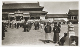 The Forbidden City, c 1900.