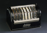 Addac adding machine, c 1926.