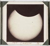 Lunar eclipse, taken on 17 May 1862.