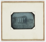 'Athens North East Arch of Parthenon', 1852.