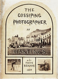Title page of 'The Gossiping Photographer at Hastings', 1864.