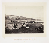 'Hastings, From The Beach - Low Water', 1864.