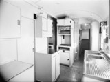 London & North Eastern Railway buffet car, 1933.