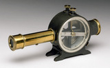 Pocket altazimuth compass-clinometer, 1871-1893.