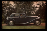Bentley MK VI Saloon, c 1948.