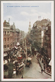 'London: Cheapside, Looking E', c 1914.