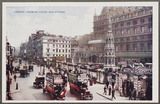 'London: Charing Cross And Strand', c 1914.