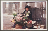 'London Types: A Flower Seller', c 1914.