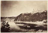 'Barrack Hill Ottawa', 1860.