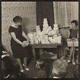 Tupperware party, 1963.