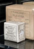 Packets of Tabloid bandages, 1900-1930.