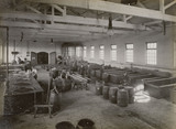 Barrel-making at Doncaster works, South Yorkshire, c 1916.
