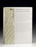 'Total body cleanse' detox kit by Boots, 2003.