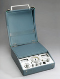 Acoustic Impedance Meter, c 1970-1980.