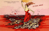 'Le Peril Rouge - La Revolution Sociale', c 1910.