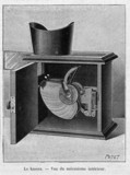 Kinora viewer, c 1900.