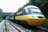 InterCity train, c 1980s.