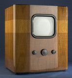 Ekco TA201 vision-only television receiver, 1939.
