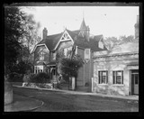 'House Next To Halstead Brewery', c 1900