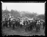 'Opening Of The Halstead Public Garden And Recreation Ground', 1901