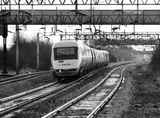 InterCity APT, December 1981.