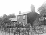 """Country cottage at Earlestown, Merseyside, 30 May 1930. """
