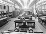 """Newton Heath works, Greater Manchester, c 1927"""