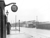 """Sandhills and Huskisson goods depot, Merseyside, 1927.  """