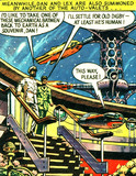 The Futuristic World of Dan Dare