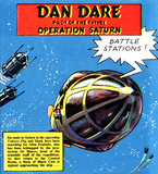 The Dan Dare Comic Strip Experience – Panel Four
