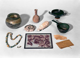 Eastern Mediterranean chemical crafts, c 300 BC.