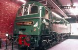 BR Electric Locomotive, Bo-Bo, 1958, Clas