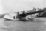Imperial Airways Short S30 Empire flying boat.