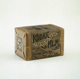 Original Kodak film pack, c 1890.