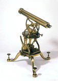 Dollond refracting telescope, 1790-1810.