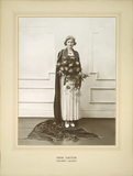 Photograph, Portrait of Irene Easton, Railway Queen.