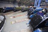 NRM Great Gathering Great Hall With Six A4 Locomotives
