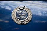 Sir Nigel Gresley Postwar Speed Record Plaque