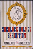 Sherlock Holmes exhibition in association with the Festival of Britain,  1951