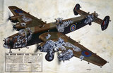 The British Handley Page Halifax II
