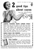 Two Good Tips About Rayon