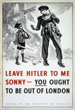 Leave Hitler to Me