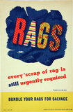 Rags for Salvage