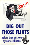 Dig Out Those Flints
