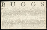 'Bug Destroyer', Trade card for Andrew Cooke, c.1779.
