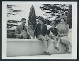King George VI, Queen and Princesses, Royal Lodge, Windsor