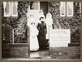 Russian snapshot album: Hospital of H I H Grand Duchess George of Russia, c.1915
