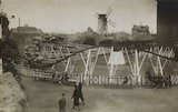Amusement Park at Belle Vue Gardens, Manchester, 1920s.