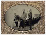 Three Men and A Boat
